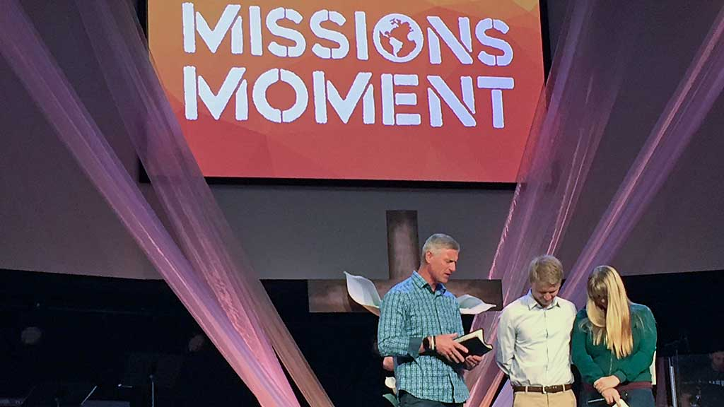 Mountain View Missions Moment